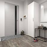 Шкаф для одежды, пенал с штангой и двумя полками в прихожую S-12, фото 3