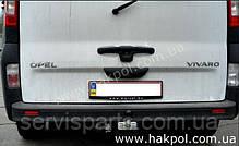 Фаркоп Renault Trafik 2001-  (Рено Трафик), фото 3