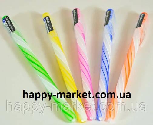 Ручка масленая № 1111 Josef Otten Spin Grip синяя в банке 0,6мм mix уп 30 шт, фото 2