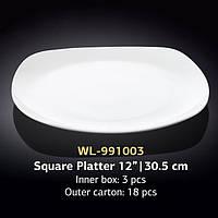 Блюдо квадратное (Wilmax) WL-991003