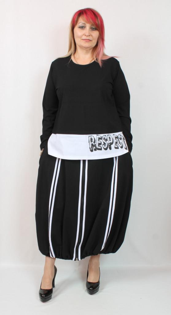 Турецкий женский костюм больших размеров 54-66