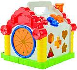 Розвиваюча музична іграшка Чарівний будиночок у коробці 24*23*23см, фото 3