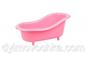 """Детская ванночка для куклы 436,ТМ""""ОРИОН"""""""