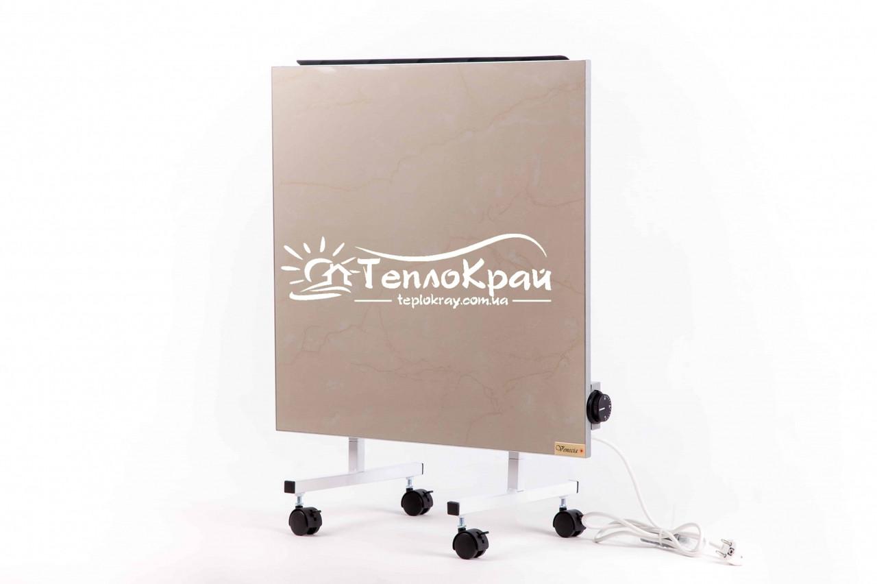 Керамічний обігрівач Венеція ПКИТ 350 до 10 м2 з терморегулятором (60х60 см)