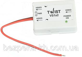 TWIST-VS1x2 ТВ (под клемную колодку)