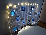 Органайзер Мудборд 100х60 + гірлянда 3 метри, фото 4