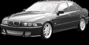 Реснички на фары для BMW (БМВ) 5 E39 1995-2003