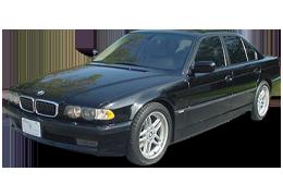 Реснички на фары для BMW (БМВ) 7 E38 1995-2001