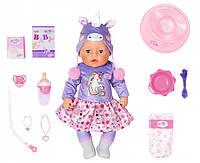 Кукла Baby Born Очаровательный единорог 43 см с аксессуарами (831311)