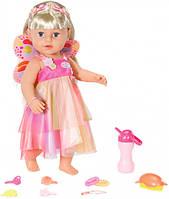 Кукла Baby Born Сестричка-единорог 43 см с аксессуарами (829349)