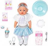 Кукла Baby Born Балеринка-снежинка 43 см с аксессуарами (831250)