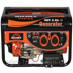 Генератор бензиновый Vitals Master EST 2.5b