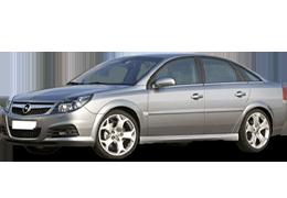 Реснички на фары для Opel (Опель) Vectra C 2002-2008