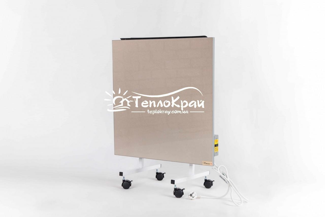 Керамічний обігрівач Венеція ПКК 700E до 18 м2 з електронним програматором (60х60 см)