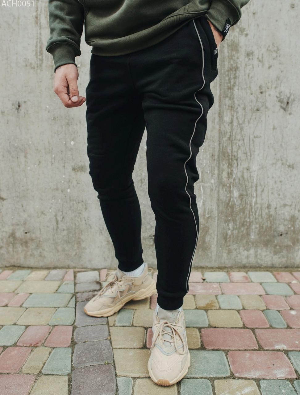 Спортивные штаны Staff black kant fleece