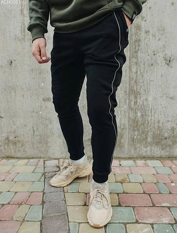 Спортивные штаны Staff black kant fleece, фото 2
