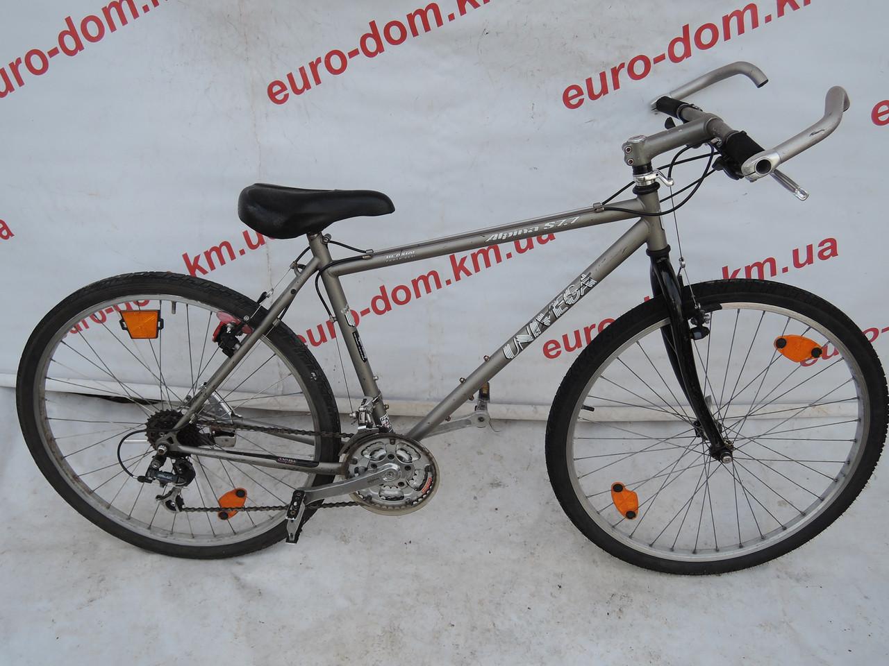 Горный велосипед Univega 26 колеса 21 скорость