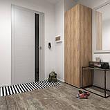 Шкаф для вещей, пенал модульный с полками в спальню S-13, фото 6