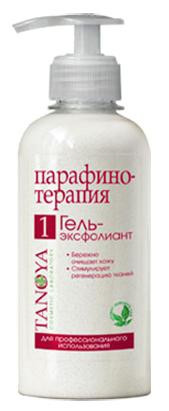 Гель-эксфолиант Tanoya 200 мл. зеленый чай