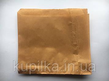 Бумажная упаковка для  бургеров Эко стиль 1540