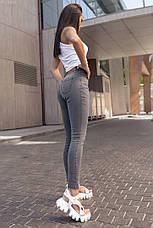 Женские джинсы Staff dabi gray, фото 2
