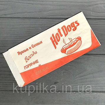 Упаковка бумажная для Хот Догов 35