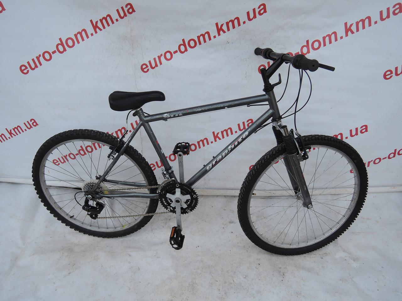 Горный велосипед Graphite 26 колеса 21 скорость