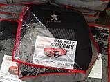 Авточехлы  на Peugeot 307 SW 2002-2008 wagon,авточехлы Фаворит на Пежо 307SW 2002-2008 wagon, фото 6