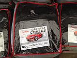 Авточехлы  на Peugeot 307 SW 2002-2008 wagon,авточехлы Фаворит на Пежо 307SW 2002-2008 wagon, фото 7