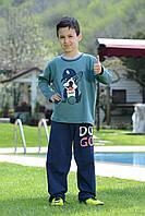 Пижама подросток 3-10 лет. Код: 30583