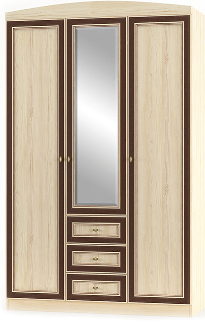 шкаф 3 Д, 3 Ш