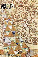 """Набор алмазной вышивки """"Ожидание"""". Художник Gustav Klimt"""