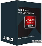 Процессор AMD Athlon II X4 840 3.1GHz Box