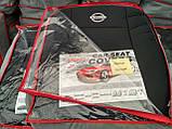Авточехлы Favorite на Nissan Almera 2000-2006 hatchback,Ниссан Альмера 2000-2006 хэтчбек, фото 4