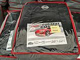 Авточехлы Favorite на Nissan Almera 2000-2006 hatchback,Ниссан Альмера 2000-2006 хэтчбек, фото 3