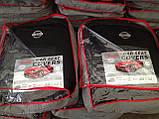 Авточехлы Favorite на Nissan Almera 2000-2006 hatchback,Ниссан Альмера 2000-2006 хэтчбек, фото 6