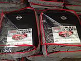 Авточохли Favorite на Nissan Almera 2000-2006 hatchback,Ніссан Альмера 2000-2006 хетчбек, фото 6