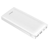 Банк заряда Baseus X30 2xUSB+Type-C 30000mAh 15W white