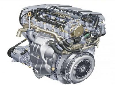 Двигатель, система питания двигателя, впуск, выпуск Chery Kimo
