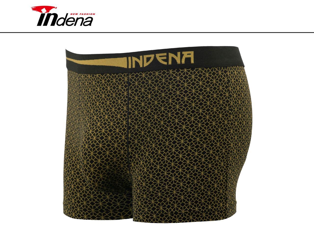 Мужские стрейчевые боксеры «INDENA»  АРТ.85141