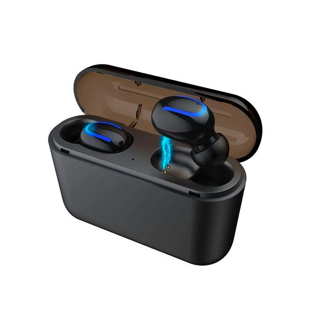 Навушники SYLLABLE HBQ-Q32 black