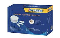 Валики стоматологические ватные DOCHEM № 2 (2000шт)