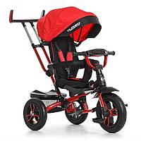 Детский велосипед Turbo Trike Красный (M 4058-1)