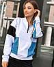 Женский спортивный костюм,ткань : турецкая двух нитка высокого качества, комбинация цветов(42-46)