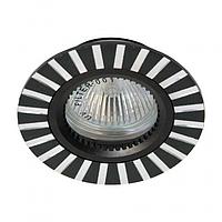 Встраиваемый точечный светильник Feron GS-M364 черный