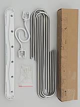 Плечики вешалки тремпеля для брюк  металлические лестница 6-ти ярусная, длина 33 см, фото 3