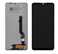 Дисплей (экран) для ZTE 20 Smart Blade V1050, версия 1 + тачскрин, черный, оригинал