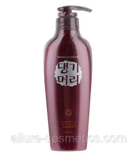 Шампунь для поврежденных волос Daeng Gi Meo Ri For damaged hair Shampoo 300ml