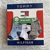 Хлопковые носки Tommy H для новорождённых, фото 1