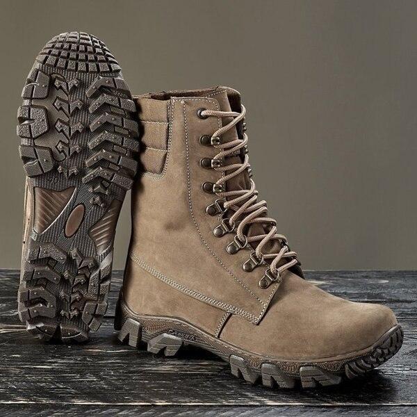 Берці Бізон, берцы, ботинки  військове, для полювання і риболовлі